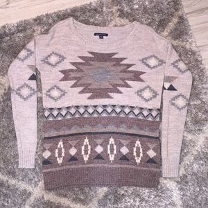 Thin American Eagle Light Sweater